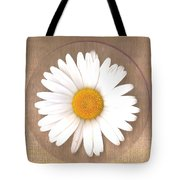 Just A Lonely Flower On Canvas Tote Bag