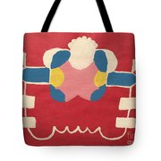 Just A Red Design Tote Bag