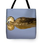 Just A Sip Tote Bag by Mike  Dawson