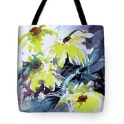 Just A Splash Of Yellow Tote Bag