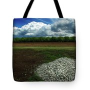 Just A Stone Throw Away Tote Bag
