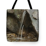 Just A Trickle Tote Bag