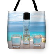 Just Add Water 2 Tote Bag