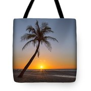 Just Another Bantayan Island Sunrise Tote Bag