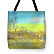 Just Another Damask In Paradise Tote Bag
