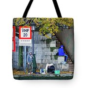 Just Another Day In The Hood 3 Tote Bag