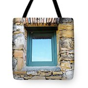 Just Another Historic Window Tote Bag