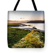 Just As It Came To Be Tote Bag