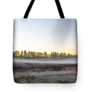 Just Before Dawn At Valley Forge Tote Bag