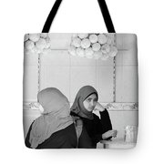 Just Before It All Tote Bag