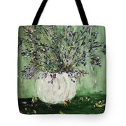 Just Beginning To Bloom Tote Bag