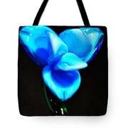 Just Blue Tote Bag