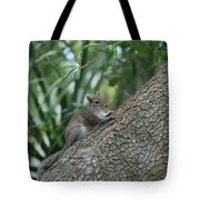 Just Chilling Out Tote Bag