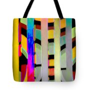 Just Color 2 Tote Bag