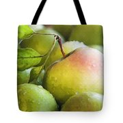 Just Delicious Tote Bag