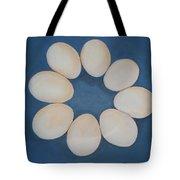 Just Eggs Tote Bag