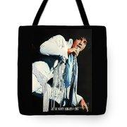 Just Elvis Tote Bag