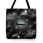 Just For Fun Through The Stars Tote Bag