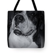 Just Handsome II Tote Bag