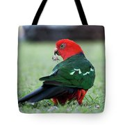 Just Having A Feed 0541 Tote Bag