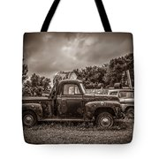 Just In Time Tote Bag