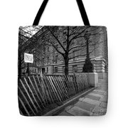 Just Lines And Forms Tote Bag