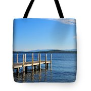 Just Listen Tote Bag