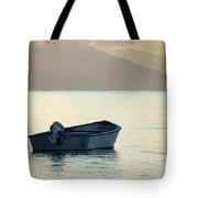 Just Off Molokai Tote Bag