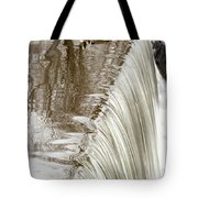 Just On The Edge Tote Bag