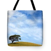 Just One Tree Hill Tote Bag
