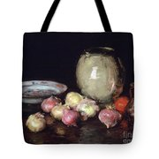 Just Onions, 1912 Tote Bag