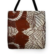 Just Relax - Tile Tote Bag