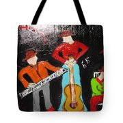 Just Rippin It Tote Bag