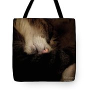 Just Sleep Tote Bag