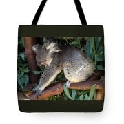 Just So Tired Tote Bag