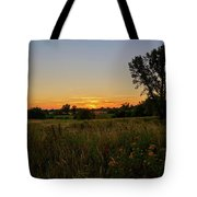 Just Somewhere Tote Bag