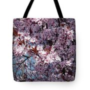 Just Spring Tote Bag