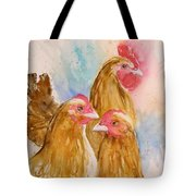 Just The 3 Of Us Tote Bag