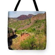 Just The Beginning Tote Bag