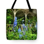 Just The Blues Tote Bag
