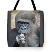Just Thinking  Tote Bag