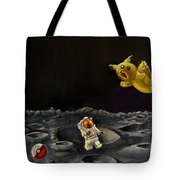 Just Trying To Get Back Home Tote Bag