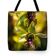 Just Two Of Us Tote Bag