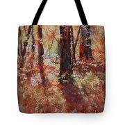 Just Waking Tote Bag