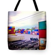 Just Weights And Measures Tote Bag