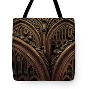 Justice By Consensus Tote Bag