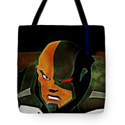 Justice League Doom Tote Bag