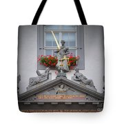 Justice Of Wittenberg Tote Bag