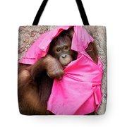Juvenile Orangutan Tote Bag
