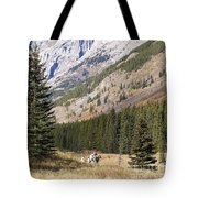 K-country And Bighorn Sheep Tote Bag